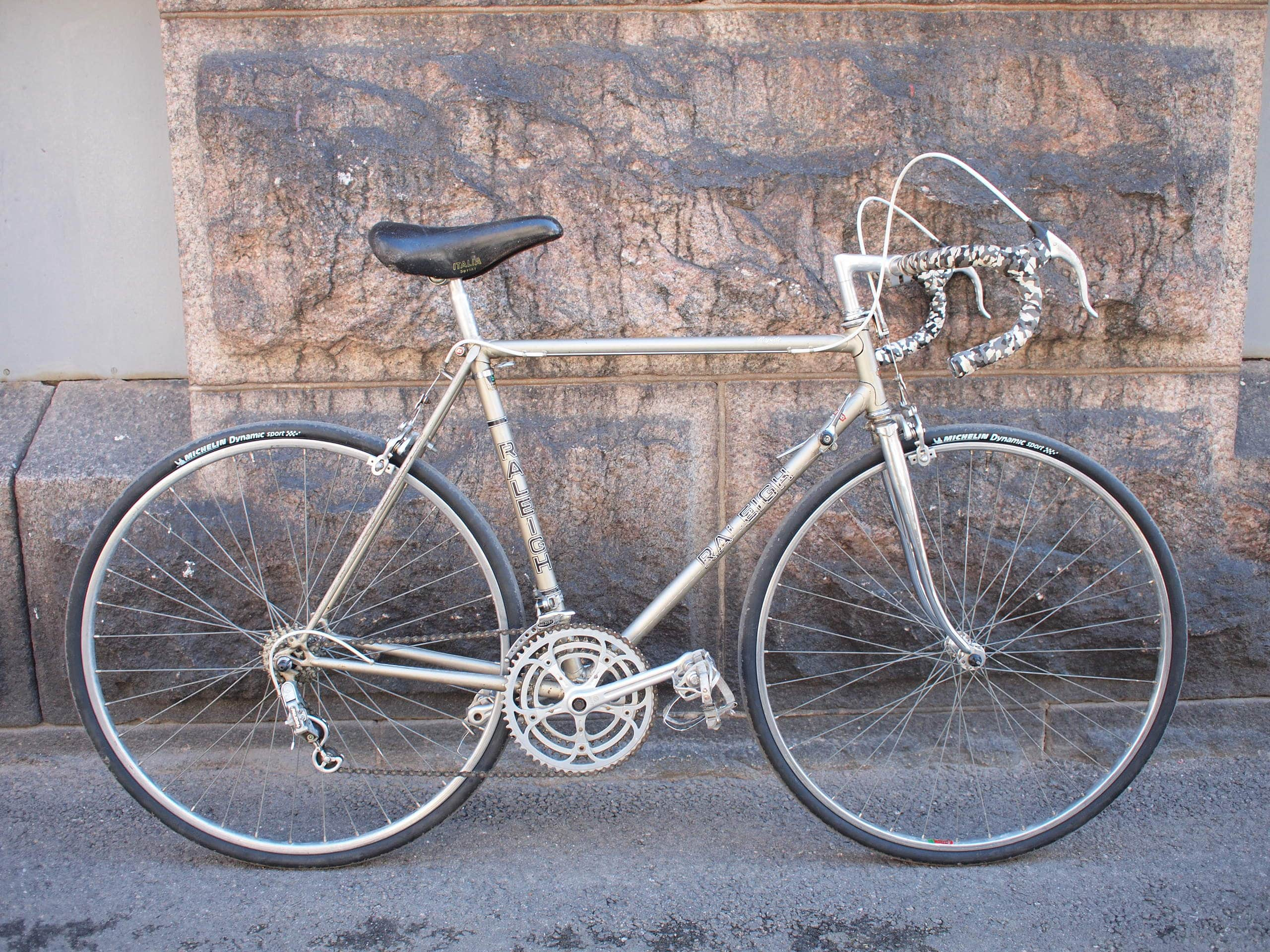 Raleigh Rapide