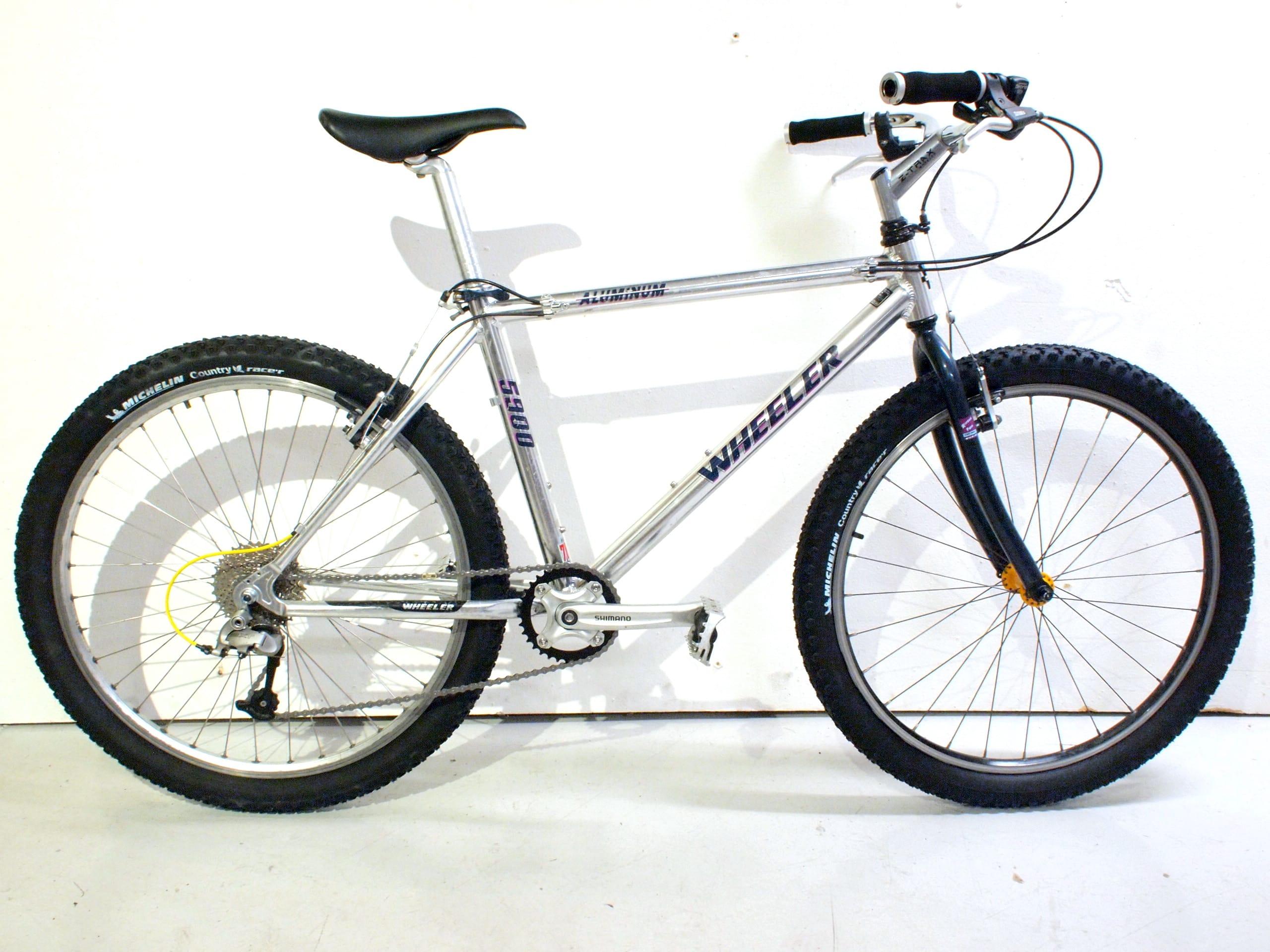 """Wheeler 5900 Aluminum 18"""" 26"""""""