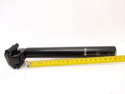 Kalloy 26,6mm musta satulatolppa