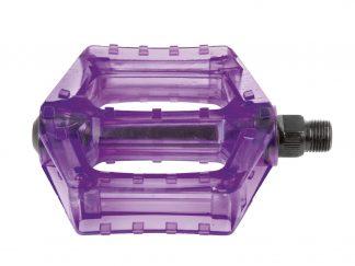 Flättipolkimet violetti