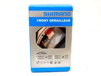 Shimano Altus FD-M310 triple 7/8spd etuvaihtaja